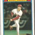 JOHN TUDOR 1988 Topps Woolworth #23 of 33.  CARDS