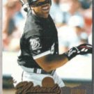 FRANK THOMAS 1996 Pinnacle Naturals #135.  WHITE SOX
