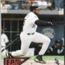 FRANK THOMAS 1997 Donruss Fan Club #157.  WHITE SOX