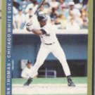 FRANK THOMAS 1993 Fleer Atlantic Insert #23 of 25.  WHITE SOX