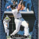FRANK THOMAS 1999 UD Choice Starquest Ins. #SQ17.  WHITE SOX