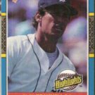 ALAN TRAMMELL 1987 Donruss Highlights #51.  TIGERS