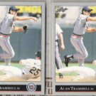 ALAN TRAMMELL (2) 1992 Leaf #172.  TIGERS