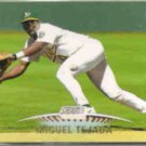 MIGUEL TEJADA 1999 Stadium Club #294.  A's