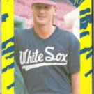 BOBBY THIGPEN 1990 Classic Yellow Traded #T81.  WHITE SOX
