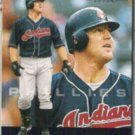 JIM THOME 2003 Playoff Prestige #158.  INDIANS
