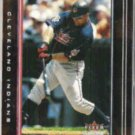 JIM THOME 2002 Fleer Genuine #3.  INDIANS