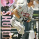 JIM THOME 1995 Leaf #348.  INDIANS