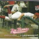 JIM THOME 2005 Fleer Ultra #76.  PHILLIES