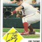 JIM THOME 1998 Fleer Vintage 63 #16.  INDIANS