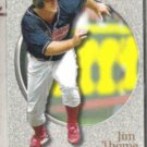 JIM THOME 2001 Fleer Futures #24.  INDIANS