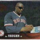 MO VAUGHN 1997 Upper Deck CC Hot List Foil #327.  RED SOX