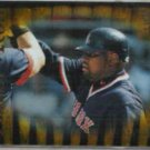 MO VAUGHN 1996 Pinnacle Zenith Honor Roll #136.  RED SOX