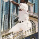 MO VAUGHN 1993 Leaf #432.  RED SOX