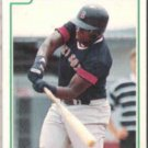 MO VAUGHN 1991 Score Rookie Prospect #750.  RED SOX