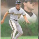 ANDY VAN SLYKE 1993 Fleer Flair #117.  PIRATES