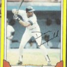 DAVE WINFIELD 1982 Topps Drakes #31 of 33.  YANKEES