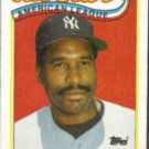 DAVE WINFIELD 1989 Topps All Star #407.  YANKEES