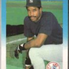 DAVE WINFIELD 1987 Fleer #120.  YANKEES