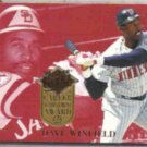DAVE WINFIELD 1994 Ultra Award Winner Ins. #5 of 5.  PADRES / TWINS