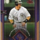 LARRY WALKER 2004 UD All Star Lineup #29.  ROCKIES