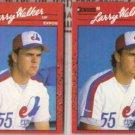 LARRY WALKER (2) 1990 Donruss Rookie #578.  EXPOS