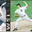 DAVID WELLS 1994 Score Select #357.  TIGERS