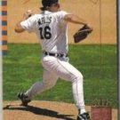 DAVID WELLS 1993 Upper Deck SP #242.  TIGERS