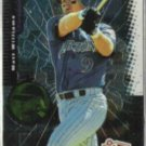 MATT WILLIAMS 1999 Upper Deck IONIX #4.  DIAMONDBACKS