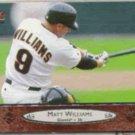 MATT WILLIAMS 1996 Upper Deck #455.  GIANTS