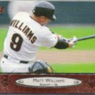 MATT WILLIAMS 1996 Upper Deck #455.  GIANTS