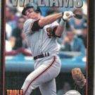 MATT WILLIAMS 1993 Triple Play #171.  GIANTS