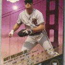 MATT WILLIAMS 1993 Leaf #158.  GIANTS