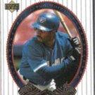 DEVON WHITE 1998 UD World Series Heroes #10.  JAYS