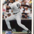 BERNIE WILLIAMS 1996 Topps #68.  YANKEES