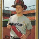 BILLY WAGNER 1998 Topps #3.  ASTROS