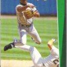 LOU WHITAKER 1993 Score Select #112.  TIGERS