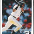 LOU WHITAKER 1994 UD CC Silver Sig. Insert #291.  TIGERS
