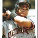 LOU WHITAKER 1993 Topps GOLD Insert #160.  TIGERS