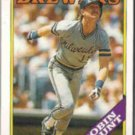 ROBIN YOUNT 1988 Topps #165.  BREWERS