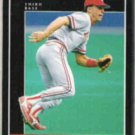 TODD ZEILE 1992 Pinnacle #32.  CARDS