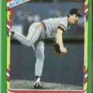 JACK MORRIS 1987 Fleer Star Stickers #80.  TIGERS