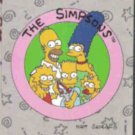 The SIMPSONS 1990 Topps 20th Century Fox #8.