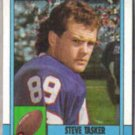 STEVE TASKER 1990 Topps #202.  BILLS