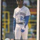KEN GRIFFEY JR. 1990 Fleer MVP #14 of 44.  MARINERS