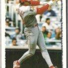 JUAN GONZALEZ 1995 Topps #70.  RANGERS