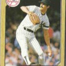 RON GUIDRY 1987 Topps #375.  YANKEES