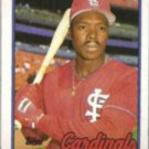 VINCE COLEMAN 1989 Topps #90.  CARDS