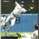 ROBERTO ALOMAR 1994 Pinnacle #287.  BLUE JAYS