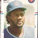 LEE SMITH 1988 Fleer #433.  CUBS